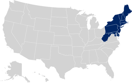 isa northeast