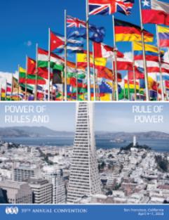 ISA Annual Convention 2018, San Francisco