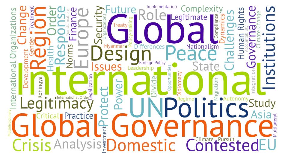 International Organization Section (IO)